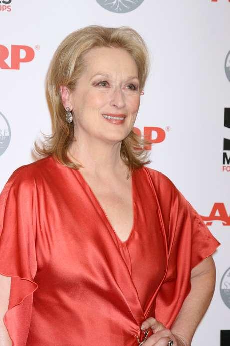 Na contramão de suas colegas de Hollywood, Meryl  é avessa a tratamentos estéticos badalados e cirurgias plásticas