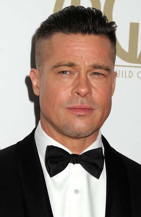 <p>Brad Pitt disse que não sabe onde vai guardar seu Oscar</p>