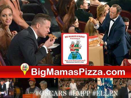 <p>Big Mama's & Papa's encontró una mina de oro con su cameo especial en la entrega de los Premios de la Academia.</p>