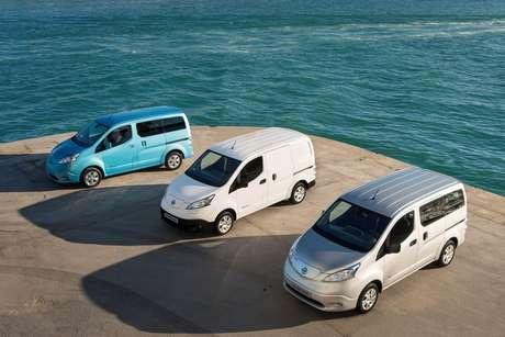 <p>Nova van tem autonomia de 170 km e velocidade máxima de 120 km/h</p>