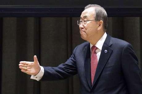 Apesar de avanços em políticas para mulheres, ainda resta muito a se fazer, reconheceu nesta segunda-feira o secretário-geral da ONU, Ban Ki-moon