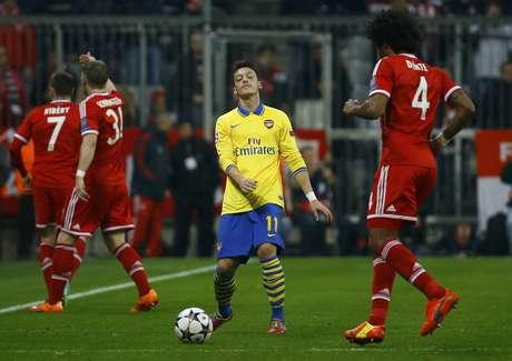 <p>Beckenbauer criticou estilo do Bayern após classificação na Liga dos Campeões</p>