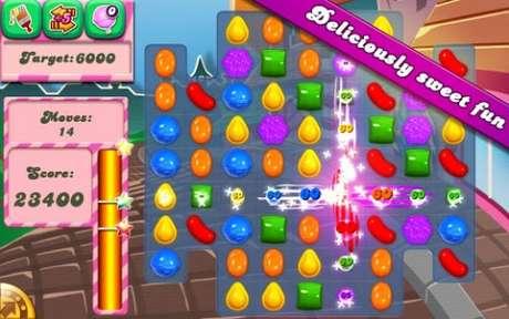Candy Crush é responsável por 70% dos usuários da empresa