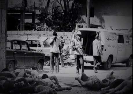 <p>Entre 10 e 25 mil pessoas morreram no massacre de 1982, a maioria civis</p>
