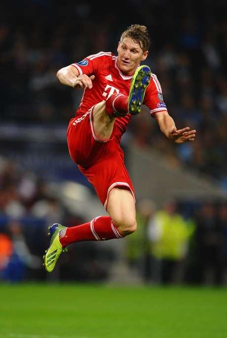 <p>Schweinsteiger pode perder a Copa do Mundo no Brasil</p>