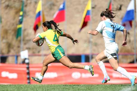 Meninas do rugbi mostraram força no Sul-Americano