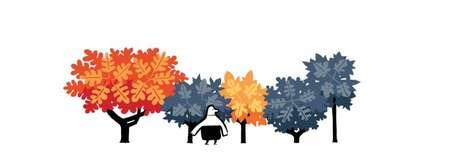 Outono começa hoje em todo hemisfério sul