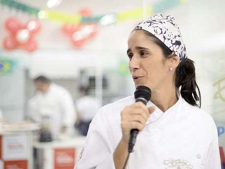 <p>Mayra Abucham esta à frente do projeto Dedinho de Moça, uma consultoria de alimentação infantil</p>