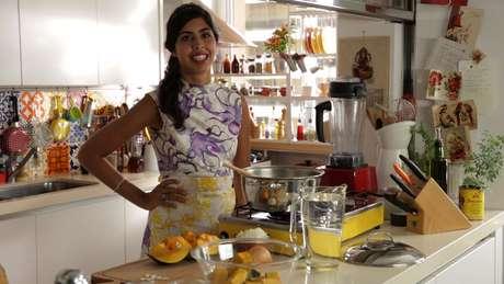 """<p>Bela Gil acredita que as pessoas estão cada vez mais interessadas no tema """"alimentação saudável""""</p>"""