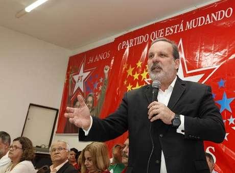PT oficializou neste domingo apoio a candidato do PTB na disputa pelo governo de Pernambuco