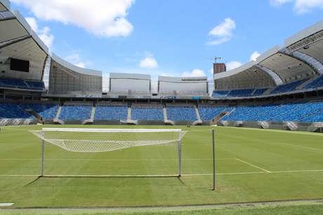 Arena das Dunas tem recebido jogos do América-RN
