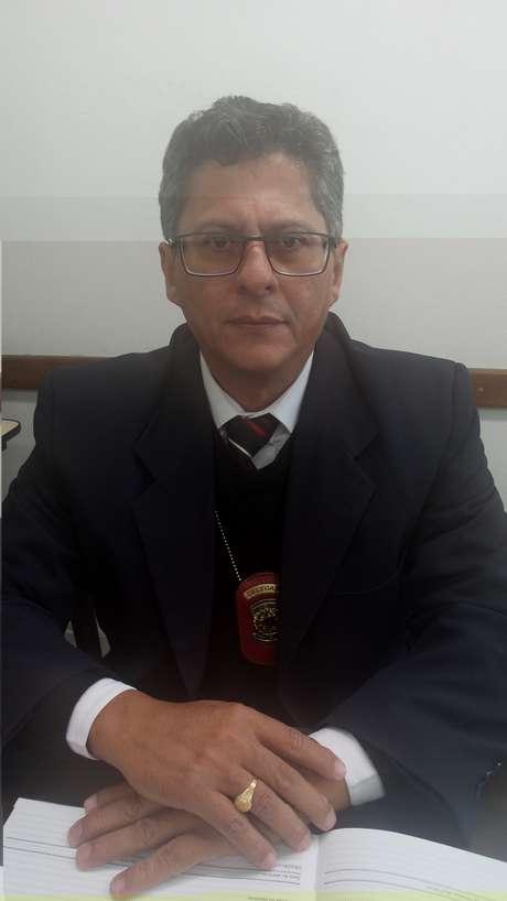 Delegado titular da Delpom, Cícero Simão da Costa