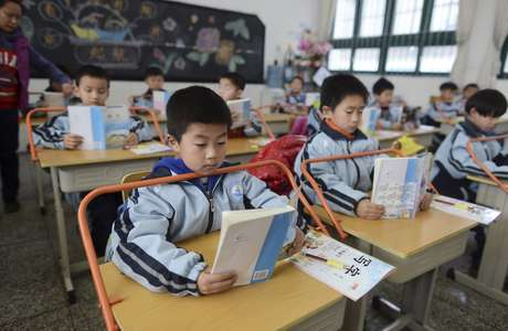Resultado de imagem para China escolas