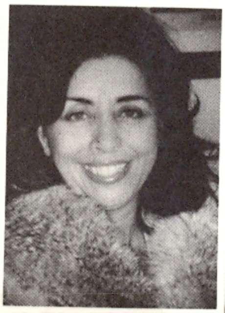 Laurita Mourão de Irazabal é funcionária aposentada do Ministério das Relações Exteriores