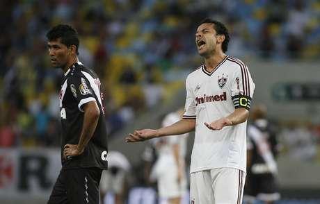 <p>Vasco x Fluminense vai ocorrer no Engenh&atilde;o</p>