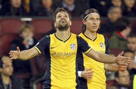<p>Diego deve deixar o Atlético rumo ao futebol turco</p>