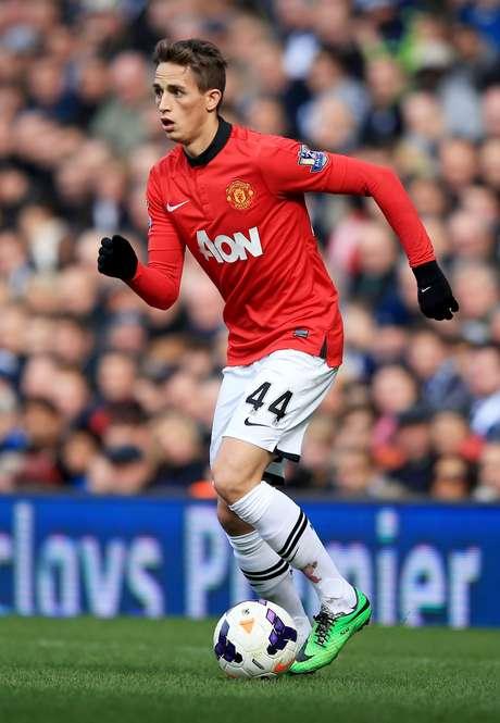 <p><strong>1º: Adnan Januzaj (Bélgica)<br />Posição: </strong>meia<br /><strong>Clube:</strong> Manchester United (Inglaterra)</p>
