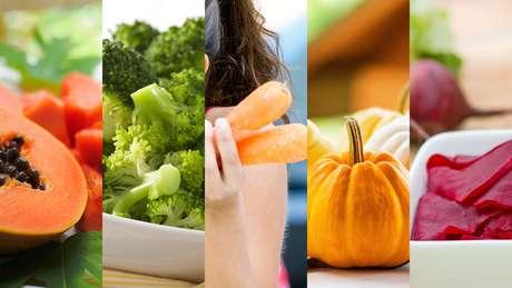 Do mamão a cenoura: vários alimentos podem ajudar a manter o bronzeado conquista no verão por mais tempo