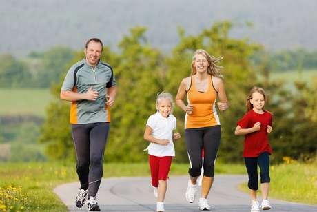 Praticar atividade física todos os dias