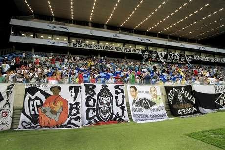 <p>Arena Pantanal recebe jogo Mixto x Santos em teste para a Copa do Mundo de 2014</p>