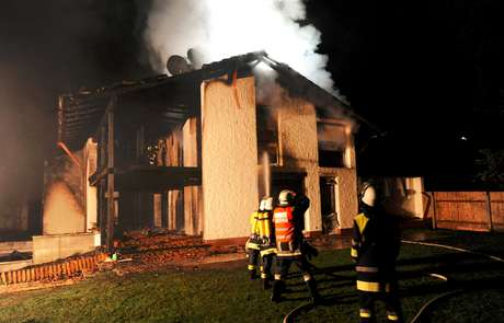 Breno incendiou casa na Alemanha no final de 2011