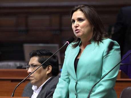 Marisol Pérez Tello.