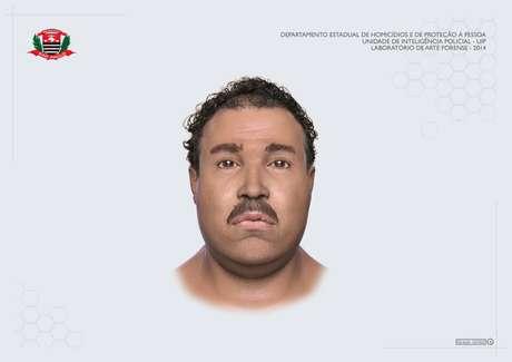 <p>Novos equipamentos da polícia serviram para fazer a reconstrução facial de Álvaro Pedroso</p>
