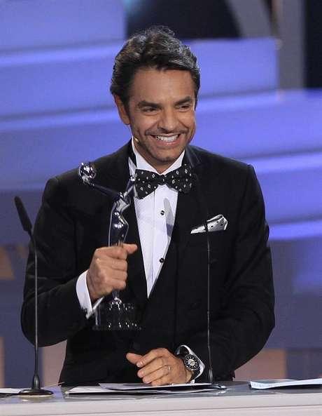 Eugenio Derbez ganó como 'Mejor Actor' por 'No se aceptan devoluciones'