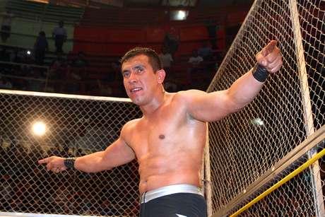 Rogelio Espinoza López es el nombre verdadero de Pequeño Halcón.