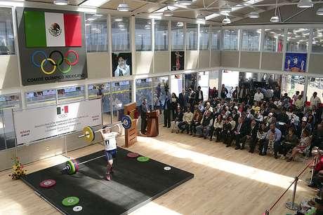 Resultado de imagen para centro deportivo olimpico mexicano