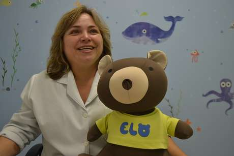 A oncologista pediátrica e chefe do setor de pediatria do hospital, Cláudia Teresa de Oliveira, diz que o projeto levou seis meses para ficar pronto