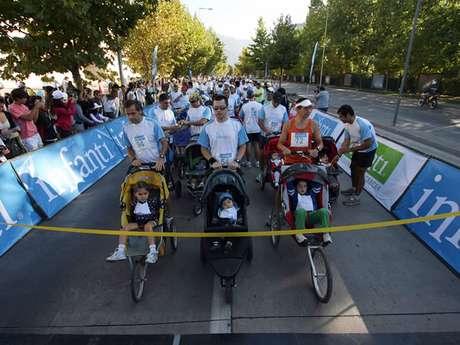 runners vitacura palpita una divertida marat n para beb s