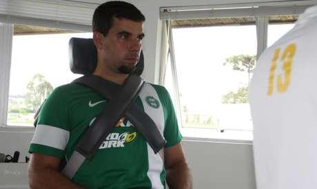 André Lima, 28 anos, chegou a ser contratado pelo Criciúma, que voltou atrás e desistiu da negociação