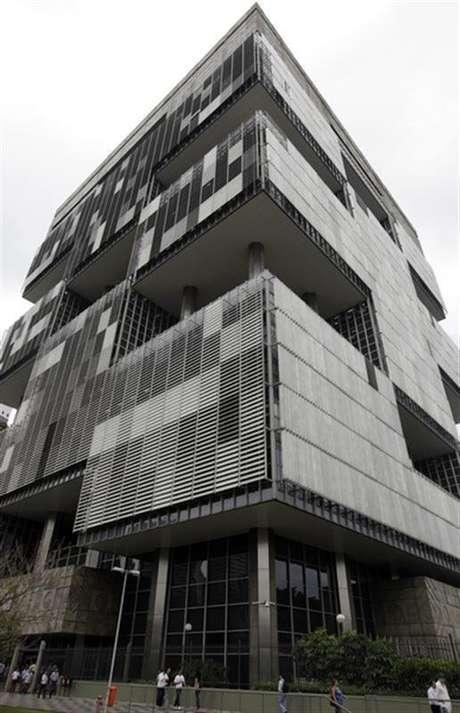 Foto tirada da sede da petrobras em 2010, no Rio de Janeiro. Nesta sexta-feira, a Polícia Federal esteve na seda da estatal realizando buscas de documentos no âmbito da operação Lava-Jato. 24/09/2010