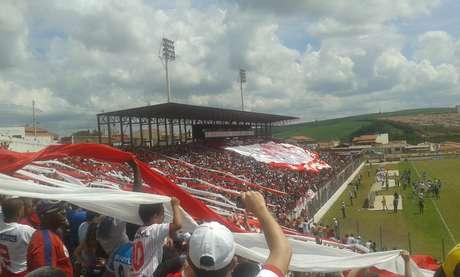 <p>Torcida do Capivariano comemora título da Série A2 do Campeonato Paulista</p>