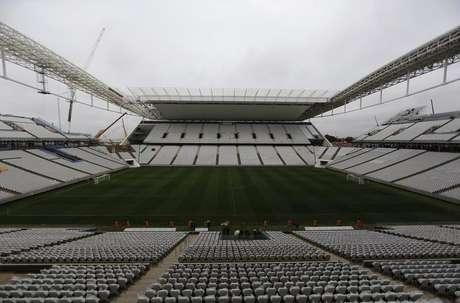 Corinthians tem encontrado dificuldades para pagar o seu estádio
