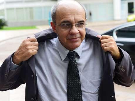 """<p>Presidente do Flamengo, Eduardo Bandeira de Mello, vê Flamengo na frente com nova realidade: """"dependemos menos do que os outros dos fundos de investidores""""</p>"""