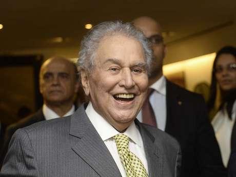 <p>Juvenal deixoucomando do São Paulo após três mandatos</p>