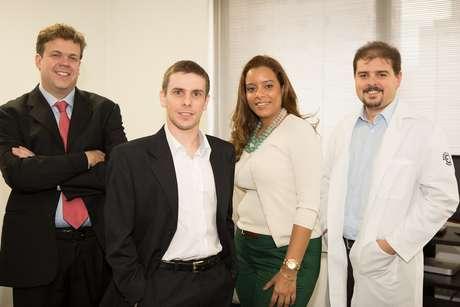 Tatiana Magalhães criou, com outros três sócios, a Saútil, plataforma virtual que disponibiliza a usuários informações sobre a rede pública de saúde. Segundo ela, não foi o dinheiro que me atraiu, e sim o prazer de ajudar as pessoas