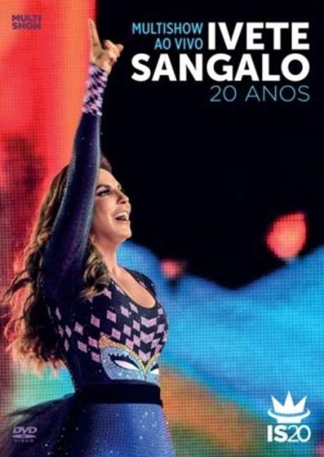 <p>Novo álbum da cantora Ivete Sangalo será lançado no dia 6 de maio</p>