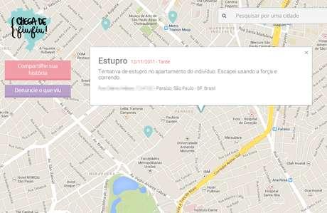 Vítima relatou uma tentativa de estupro no bairro do Paraíso, em São Paulo