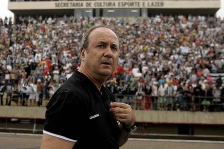 Levir Culpi está de volta ao comando do Atlético-MG