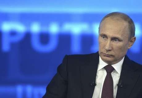 <p>O presidente russo Vladimir Putin. 17/04/2014.</p>