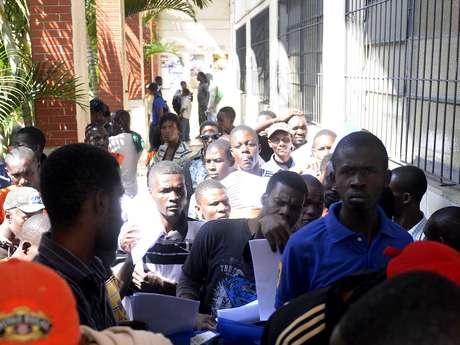 Desde o fechamento do abrigo para haitianos em Brasileia, no Acre, no início deste mês, a igreja, que mantém um centro de acolhimento, vem recebendo uma quantidade muito superior ao que era comum