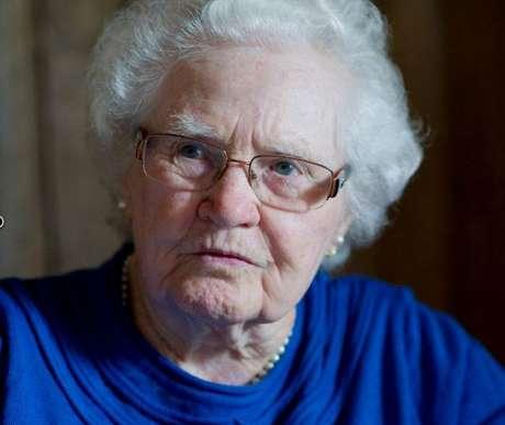<p>Elisabeth Kalhammer contou quenão tinha autorização para falar na presença de Hitler</p>