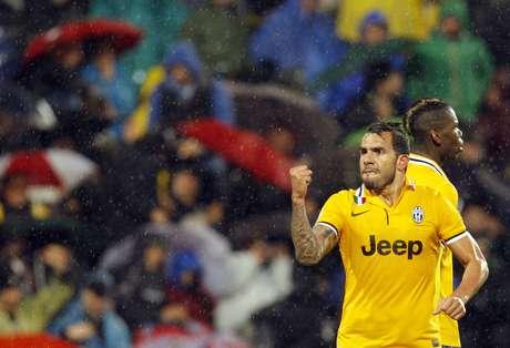 <p>Nem a boa temporada na Juventus convenceu o treinador da Argentina</p>