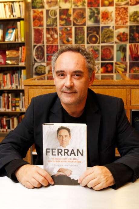 Feria nacional del sello chefs aparecen en estampillas for Ferran adria platos