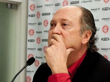 <p>Falcão não tem previsão para sair do hospital</p>