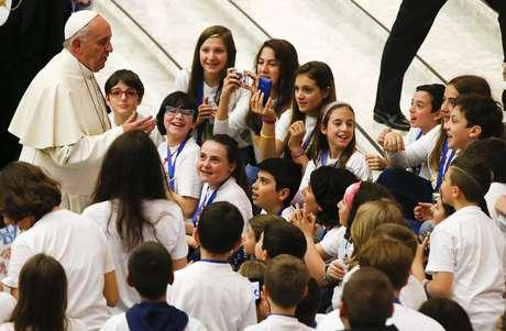 Segundo Santa Sé, apenas os casos de pedofilia em território do Vaticano foram investigados