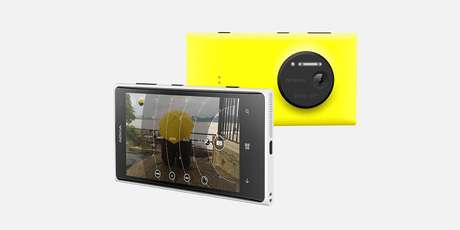 Nokia já lançou celular com câmera de 41 MP (Lumia 1020)